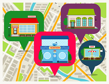 3 factores del seo local